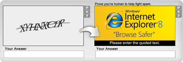 Captcha Advertisements: Annoying Squared