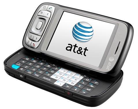 AT&T Tilt is Official