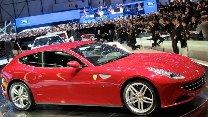 Ferrari FF Geneva gallery