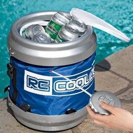 RC Beer Cooler Robot Now Available For Pre-Order