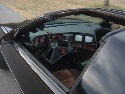Knight Rider KITT 1984