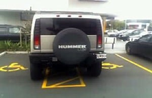 Maybe They're Really Handicapped