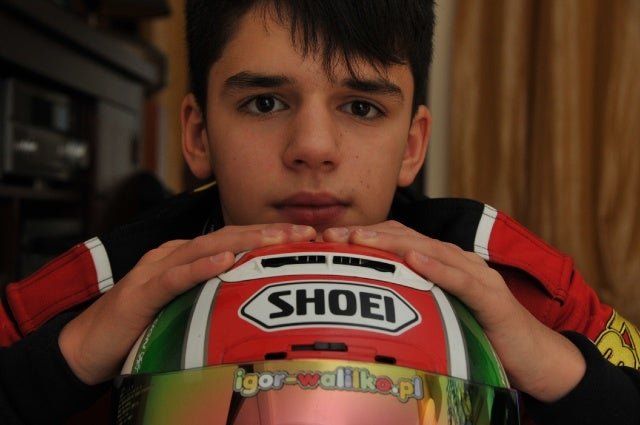This Tween Polish Kart Driver Got Busted For Doping