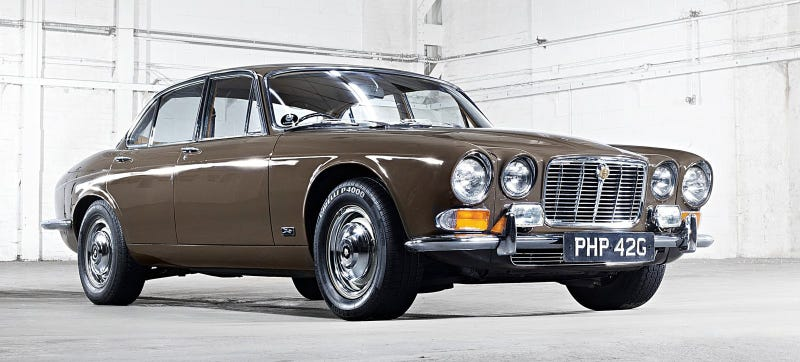 Is This Jaguar The Prettiest Modern Sedan Ever Designed?