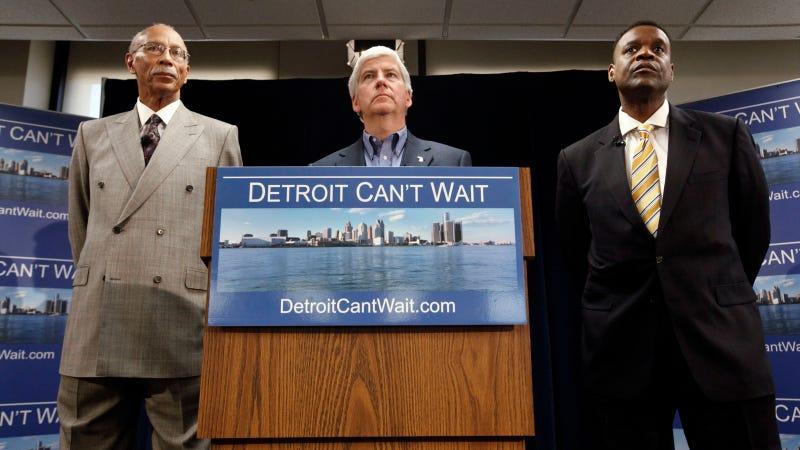 Chrysler Bankruptcy Vet Named Detroit Emergency Manager