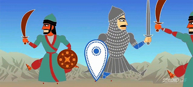 The Palestine conflict history explained in one absurd animation