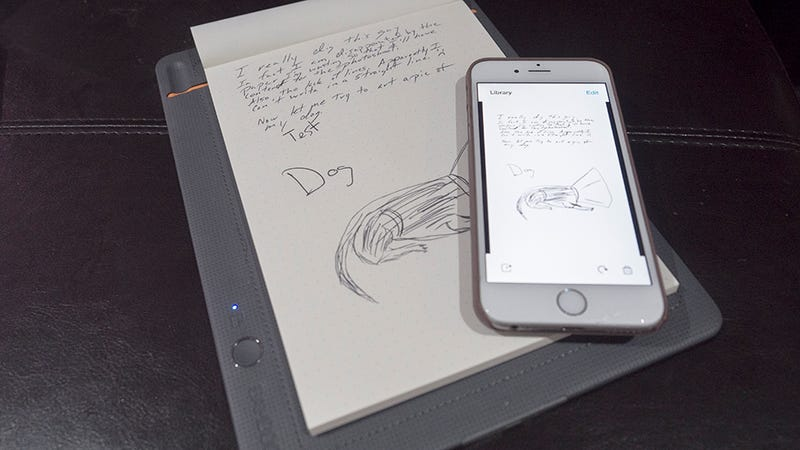 Wacom's Digitizing Notebooks Are Better Than Ever