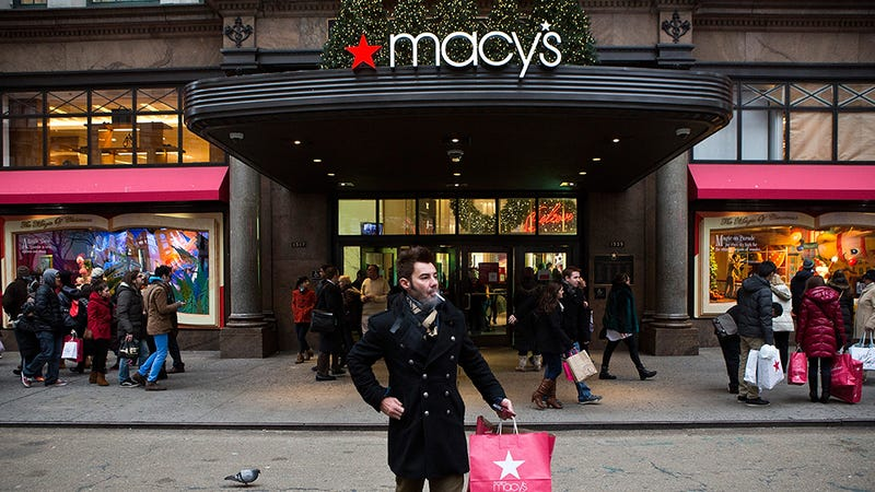 Macy's, Lord & Taylor to Open on Thanksgiving, Tryptophan be Damned