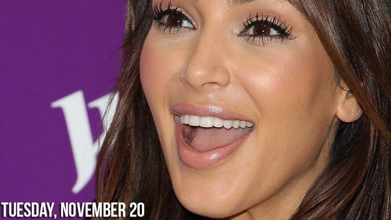 Kim Kardashian Will Bring Peace Milkshakes to Middle East