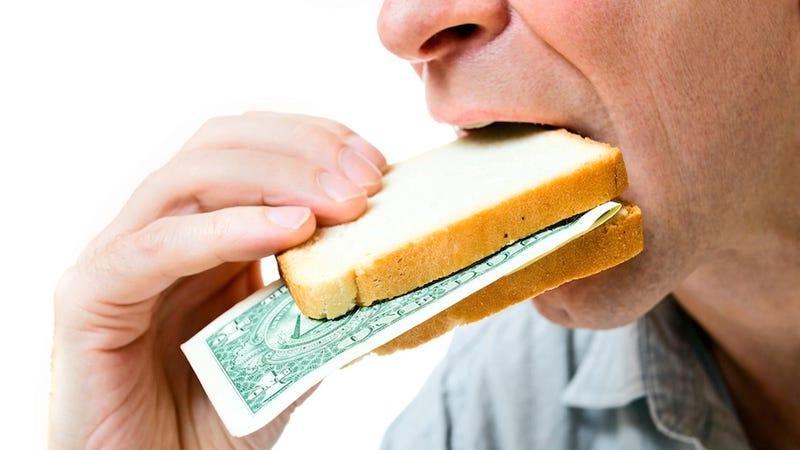 Shut Up, 300 Sandwiches Lady's Boyfriend