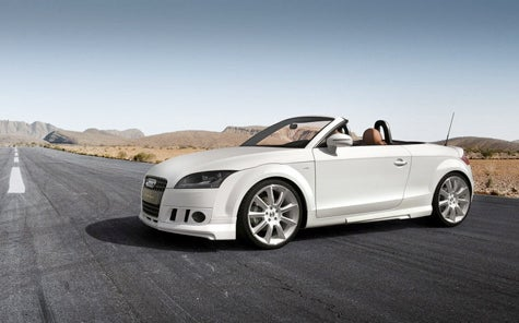 It's a Horsefest: Nothelle-tuned Audi TT