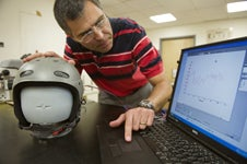 Smart Helmet Provides Injury Awareness on the Slopes