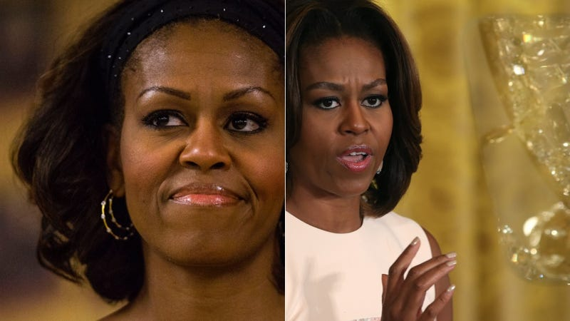 Meet Michelle Obama's New 'Power Brows'