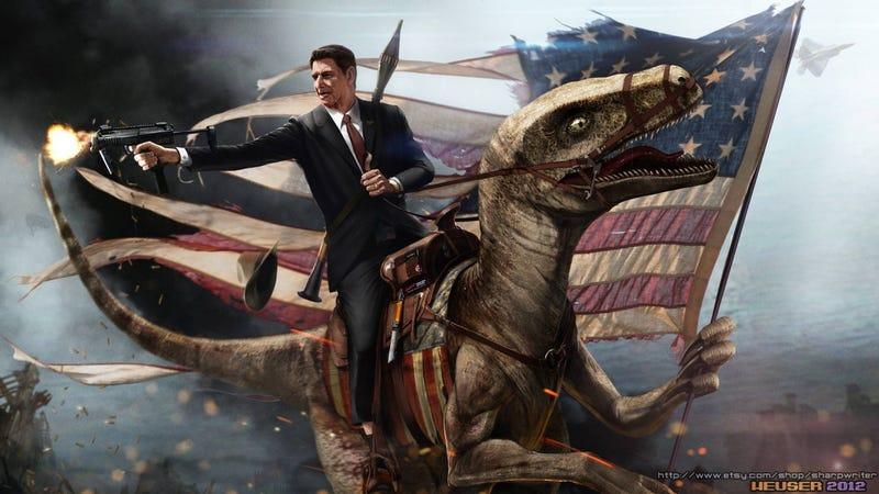 Never Change America