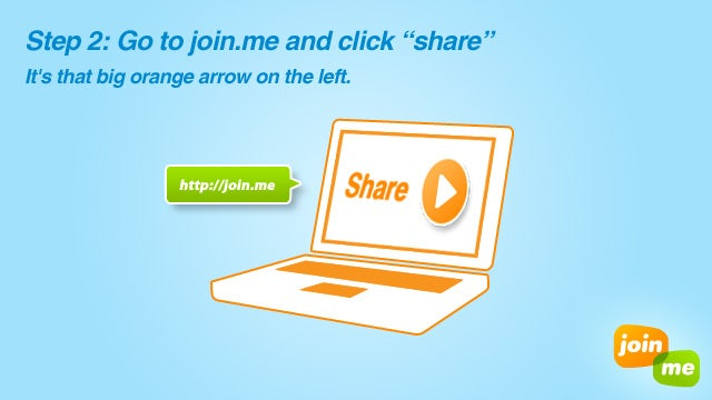 Make Your Point. Faster, Better, Easier. At join.me