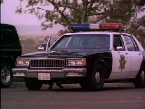 The History Of Chevrolet Police Cars