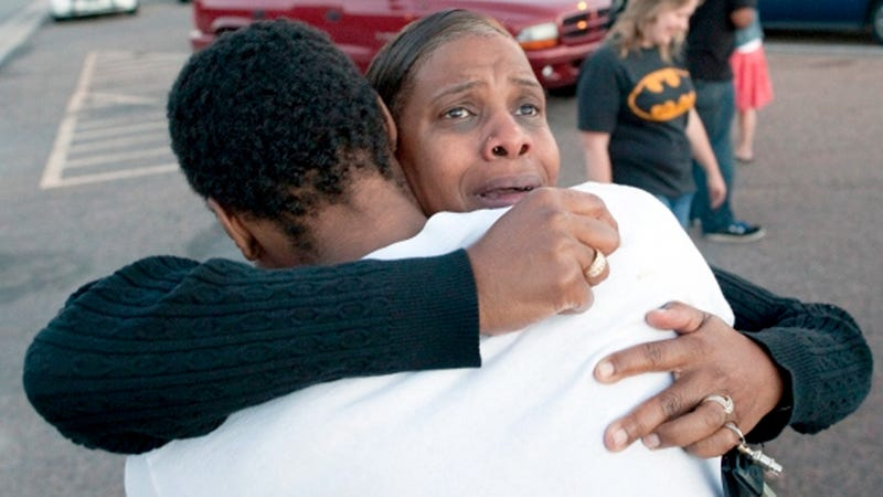 Photos and Reactions From Today's Aurora Shooting