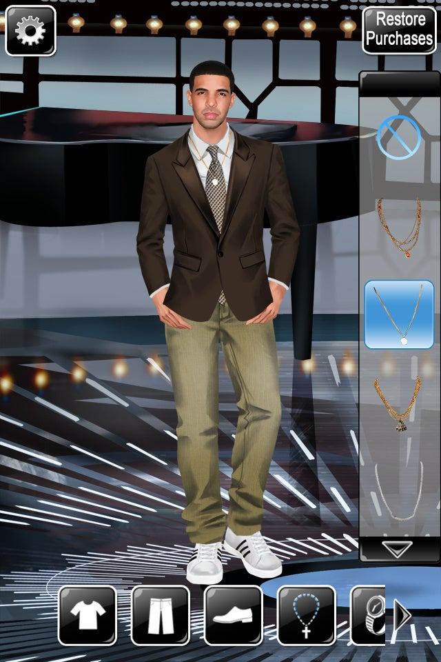 Finally, You Can Play Dress Up With Drake