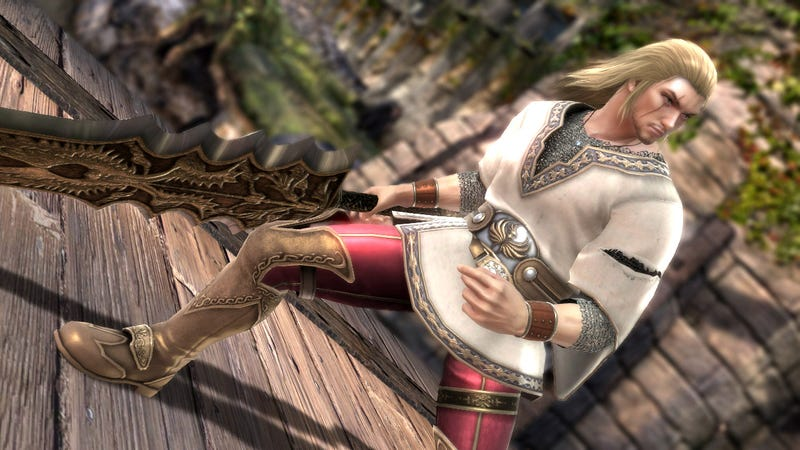 Come for SoulCalibur V's Story, Stay For the Screenshots