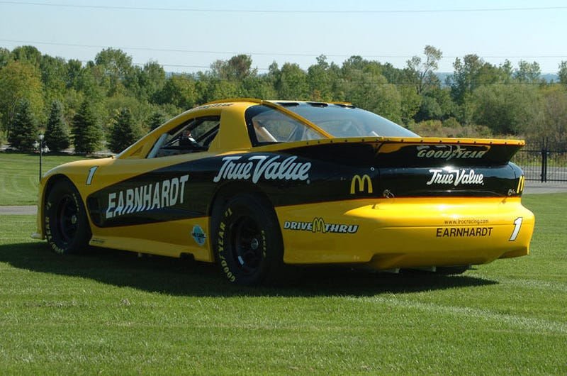 Live Out Your NASCAR Dreams With This IROC Trans Am