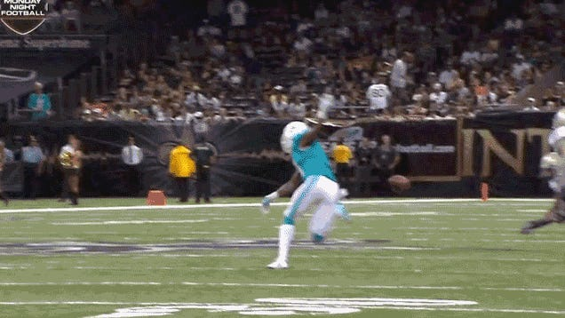 This Is Dolphins-Saints: Your Monday Night Football GIF Roundup