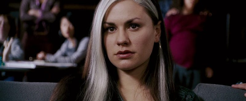 Anna Paquin's Rogue has been cut from X-Men: Days of Future Past