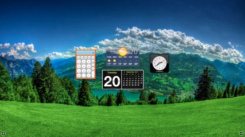 Change the Mission Control and Dashboard Background in Mac OS X Lion