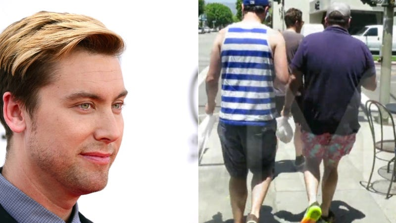 Lance Bass Forgives Jonah Hill for the Gay Slur But Not the Shorts