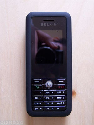 Exclusive Belkin WiFi Skype Phone Review - First Anywhere!