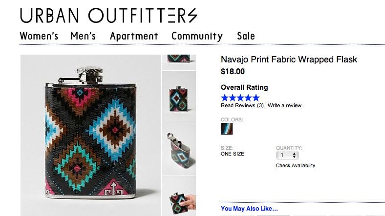 Urban Outfitters And The Navajo Nation: What Does The Law Say?