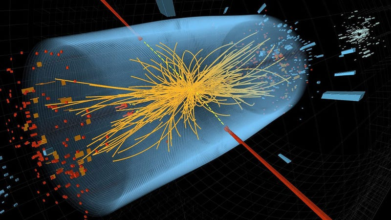 Is there a link between the Higgs boson and dark energy?