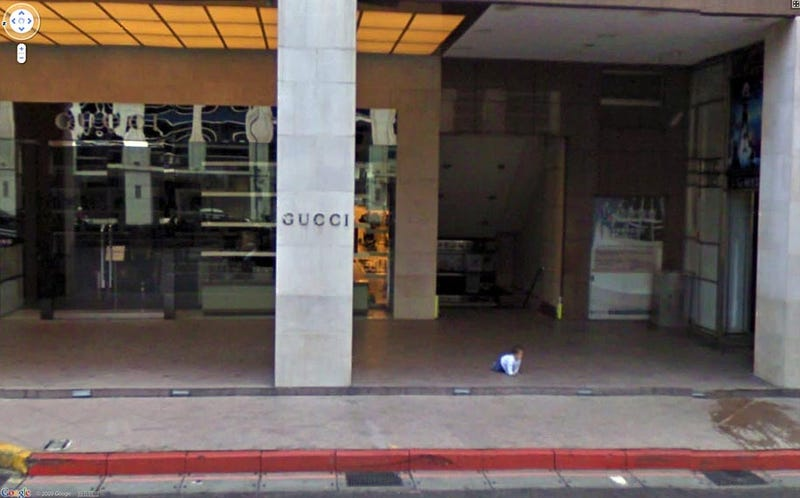 Google Street View's Greatest, Weirdest Hits
