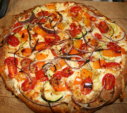 Bake Pizza From Scratch Without Special Equipment