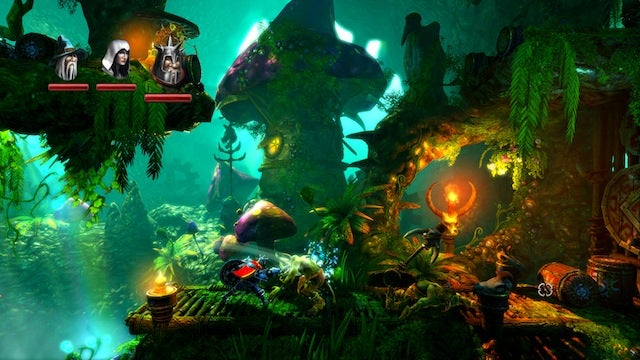 Trine 2 Gets Six New Stages in DLC Release This Summer