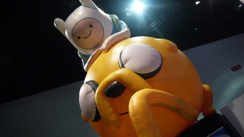 E3 2012? No Sir, It's Adventure Time