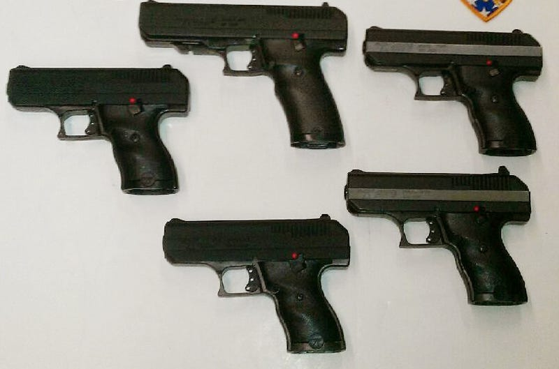 The NYPD Had a Gunshot-Filled 2012