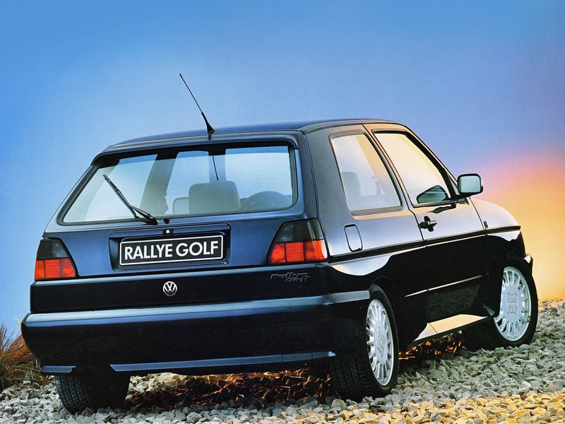 How Getting the VW Golf Rallye in the US died with Pan Am Flight 103