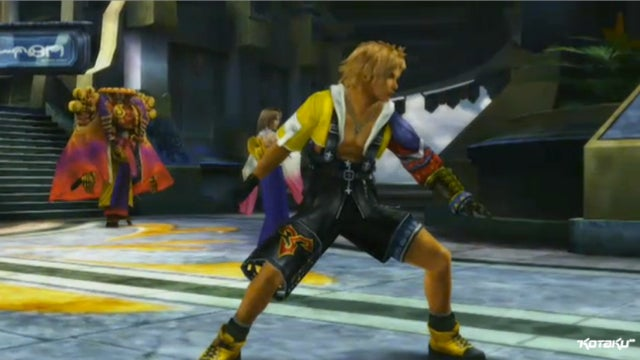 Rumor: Final Fantasy X HD Comes With Final Fantasy X-2 HD on the PS3
