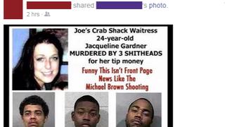 Ferguson on Facebook