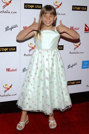 At Australia Week Celebration, Celeb Fashion Was In Full Bloom