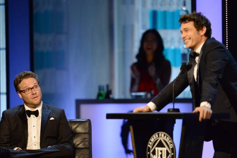 Everyone Else Watched James Franco's Roast So You Don't Have To