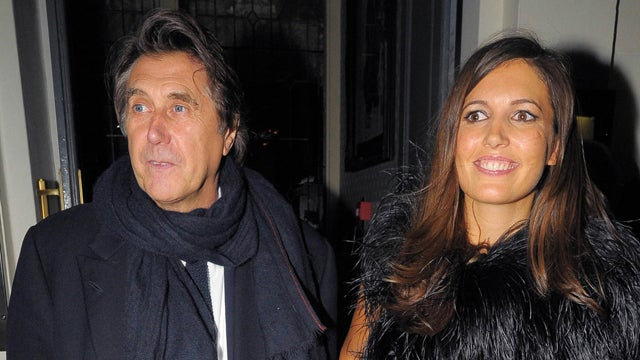 Bryan Ferry Married His Son's Ex-Girlfriend