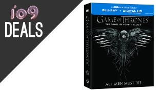 Game of Thrones Season 4, Cheap Kindle Tablets, Steam Winter Sale