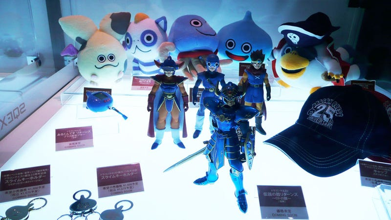 The Beautiful and the Badass Toys of the Tokyo Game Show