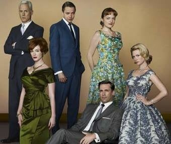 Wow, People Actually Tuned in for This Mad Men Thing