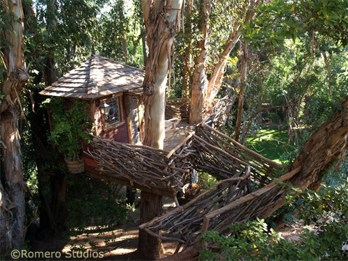Bellavista's Biodigesting Treehouses Are Endor on Earth