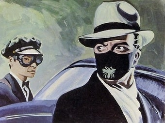 The forgotten history of Green Hornet
