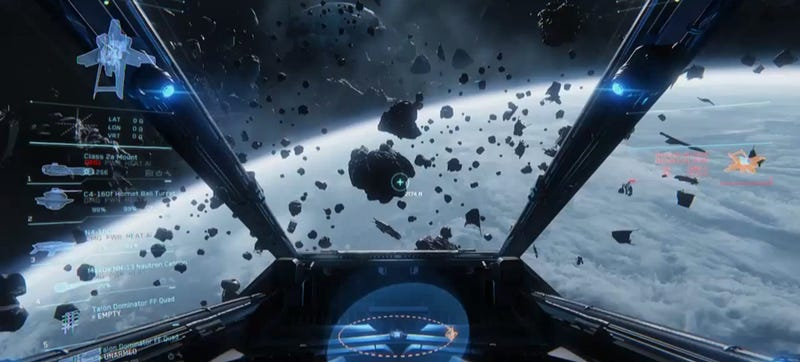 Awesome video game will let you fully live your space pilot dreams