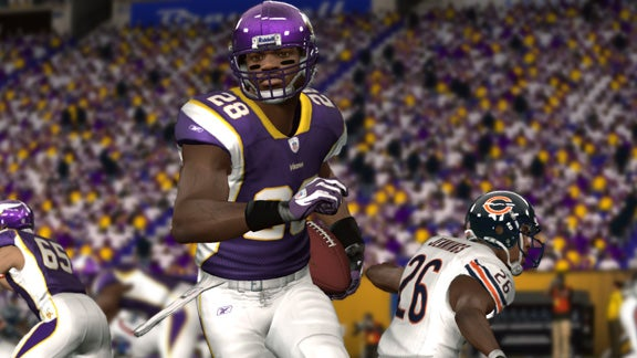 He's Playing for the Madden Cover — Oh, and a Super Bowl, Too
