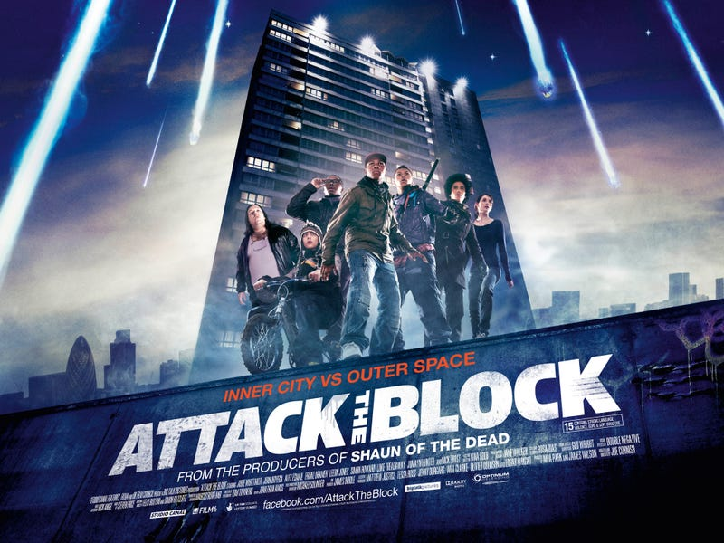 Attack of the Block Poster